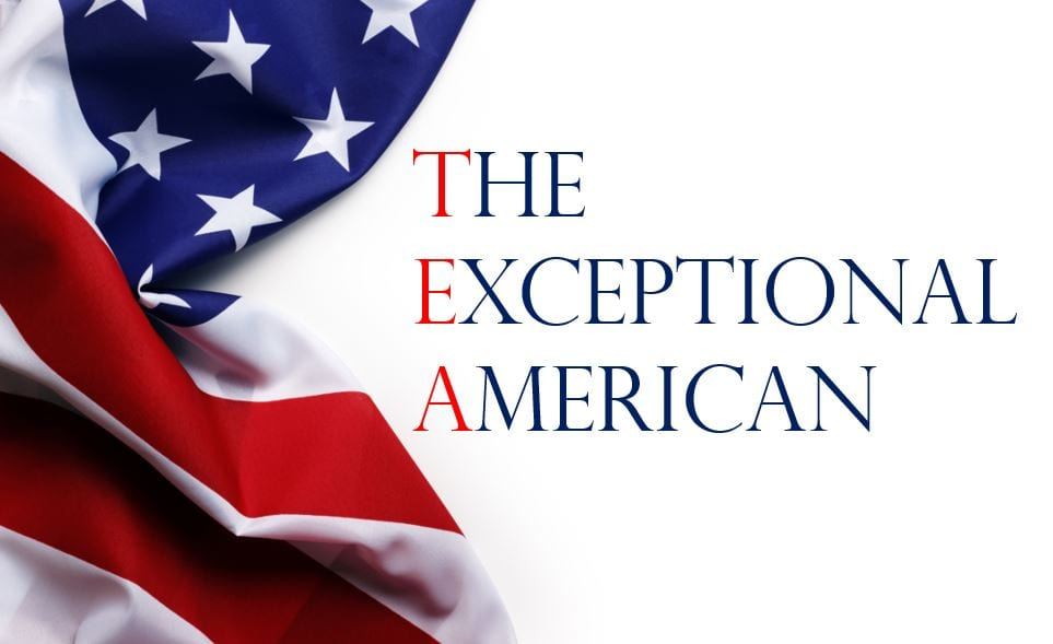 The Exceptional American